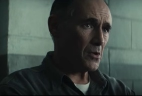 Rudolf Abel played by Mark Rylance in Bridge of Spies