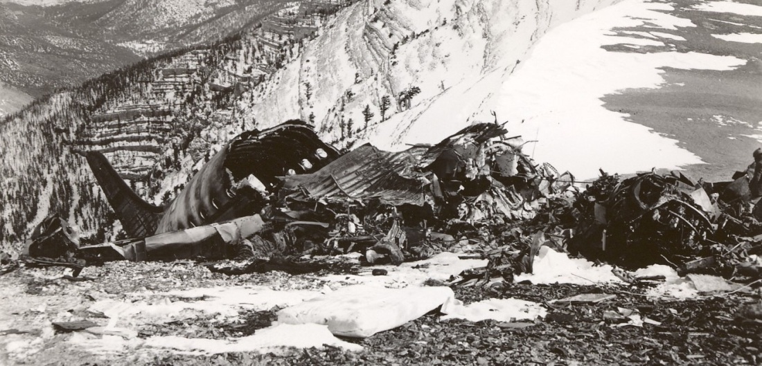 Silent Heroes of the Cold War C-54 crash