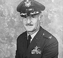 Greek pilots Col Jim Karnezis