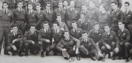Greek reserve pilots group
