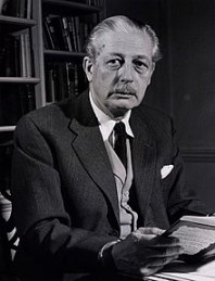 Harold Macmillan official portrait 1959
