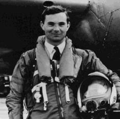 Лейтенант британских ВВС Джон Клиффорд
